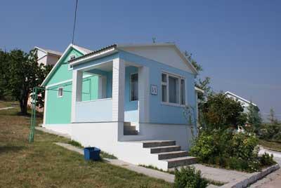 Коттеджи «люкс» двухкомнатные.Европейский центр реабилитации здоровья.Бахчисарай.Крым